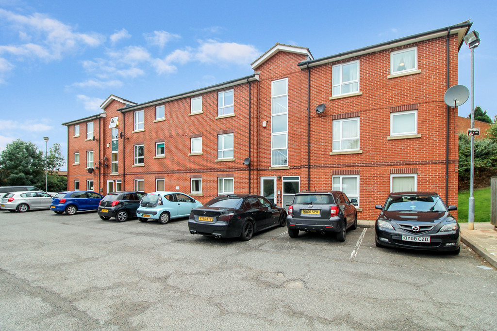 2 Bedrooms Apartment Flat for sale in Hendon Court, Hendon Rise NG3