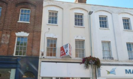 Photo of Worcester Street, Gloucester