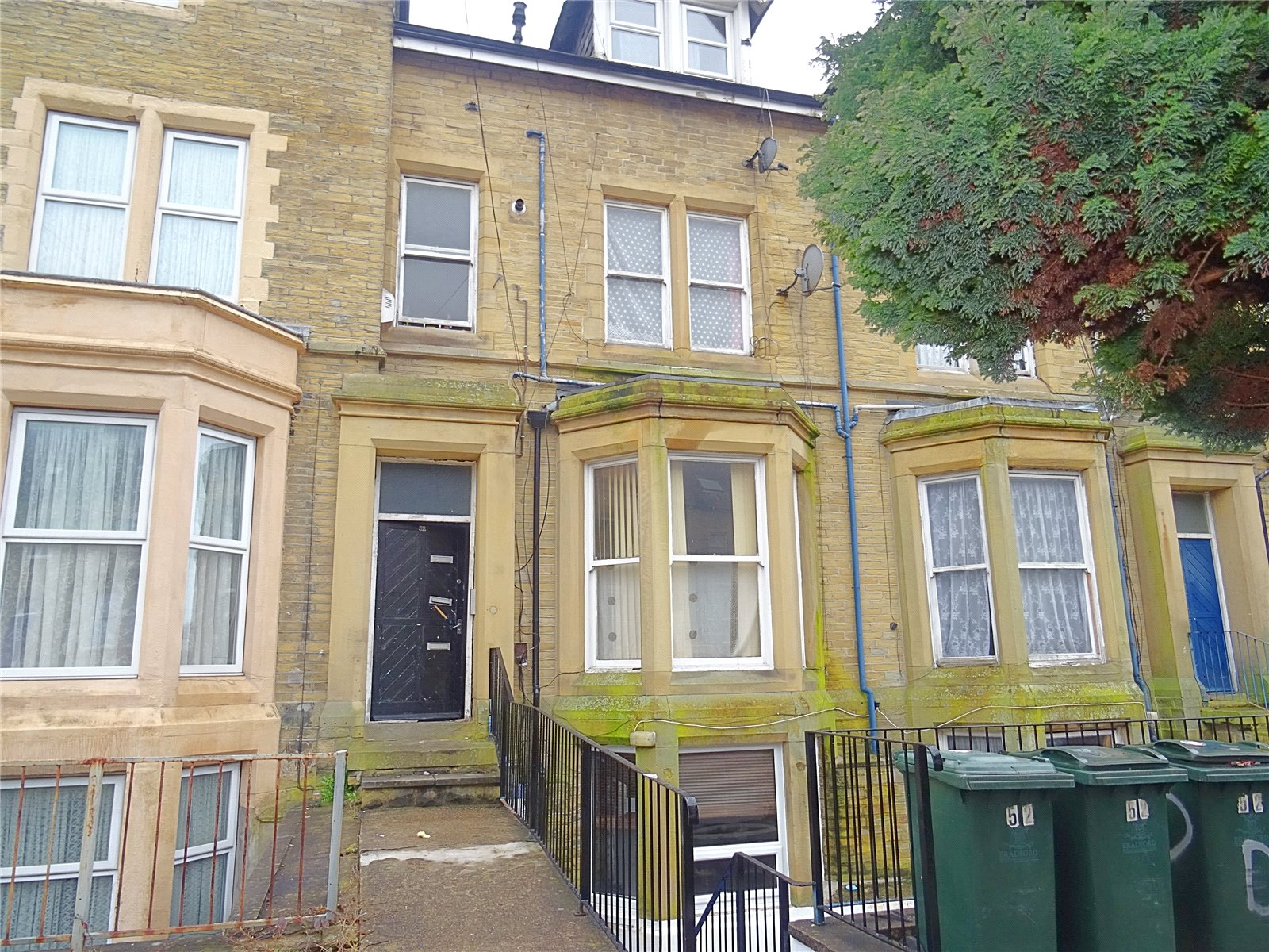 Yorkshire Terrace: Whitegates Bradford 1 Bedroom Flat For Sale In Woodview