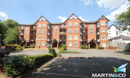 Photo of Meadow Court, Meadow Road, Harborne, B17
