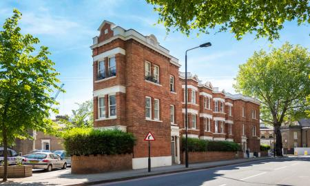 Photo of Cremorne Mansions, Chelsea