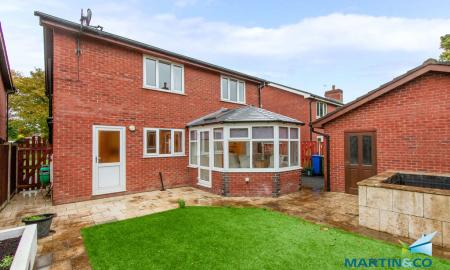 Martin Co Thornton Cleveleys 4 Bedroom Detached House