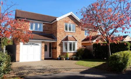 Photo of Anson Close,Worksop, Notts