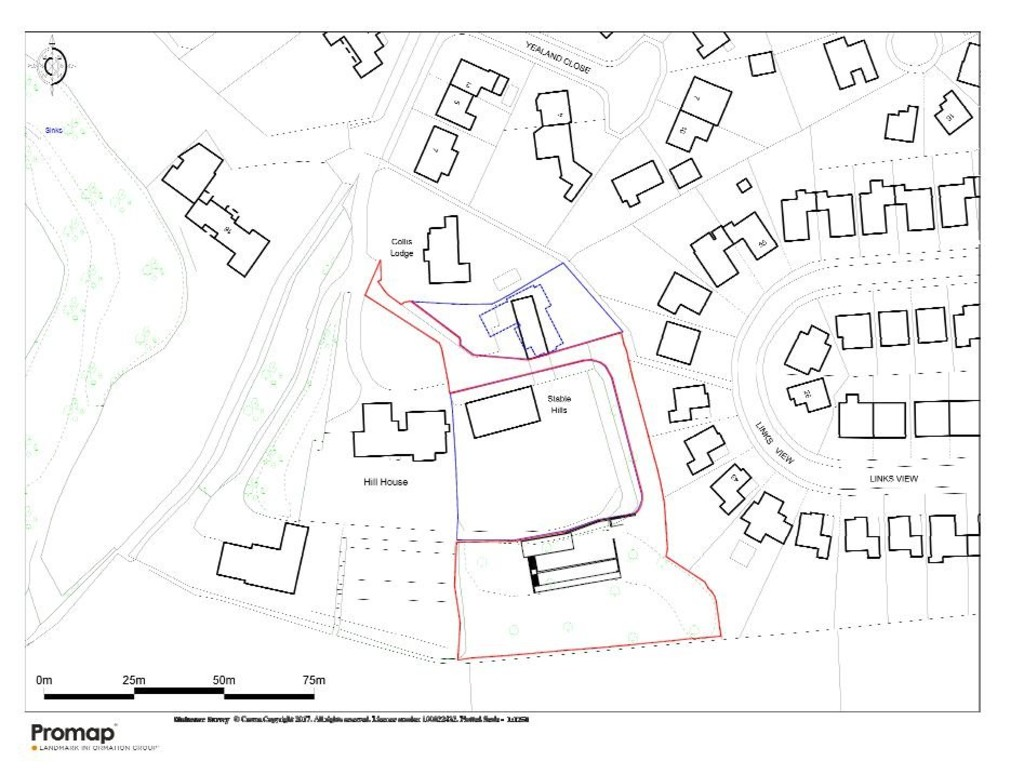 Plot with Planning Permission at Chadwick Hall Road, Bamford OL11