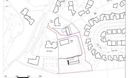 Photo of Plot with Planning Permission at Chadwick Hall Road, Bamford