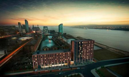 Quay Central Liverpool Waters L3 Image 1
