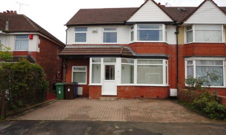 Photo of Lynton Drive, Prestwich, M25