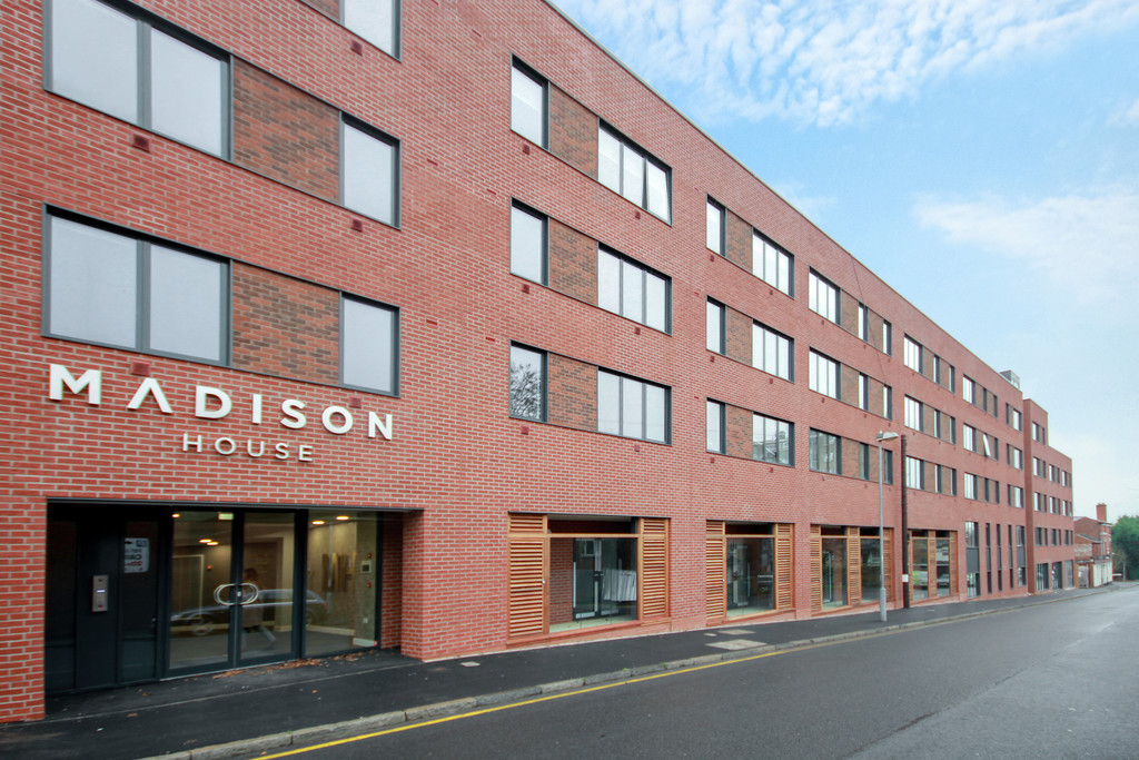 Madison House, Wrentham Street, Birmingham, B5 B5