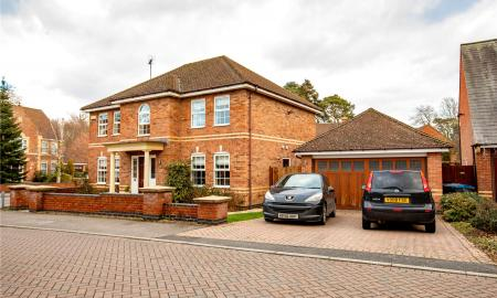 Hawthorne Close Stretton Hall Oadby LE2 Image 21