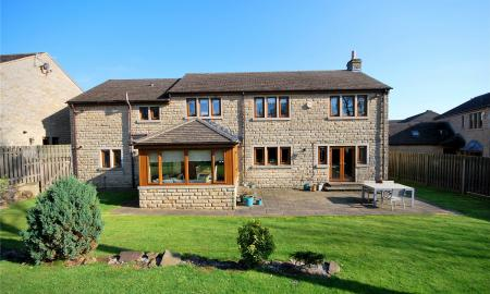 Park Drive Mirfield West Yorkshire WF14 Image 33