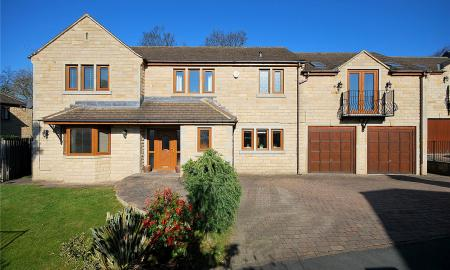Park Drive Mirfield West Yorkshire WF14 Image 34
