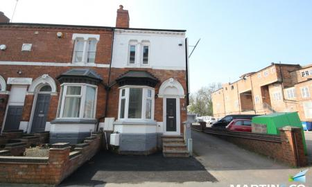 Photo of Greenfield Road, Harborne, B17