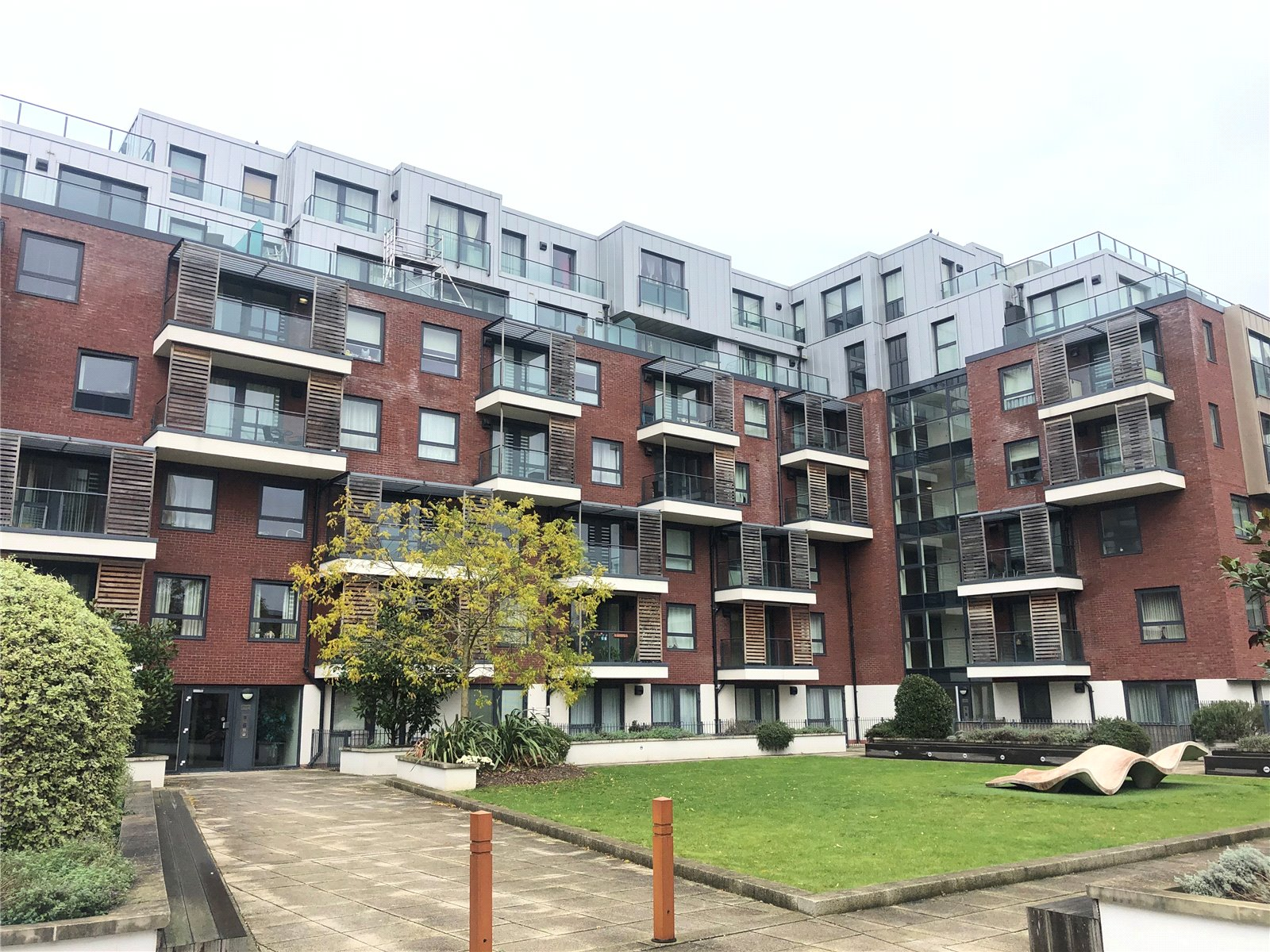 Brunel Court, 201 Green Lane, Edgware HA8