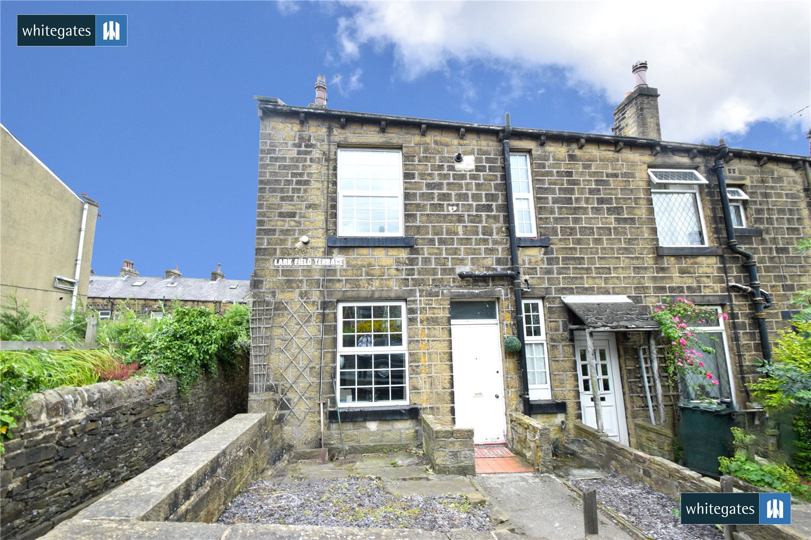 Yorkshire Terrace: Whitegates Keighley 2 Bedroom House For Sale In Larkfield