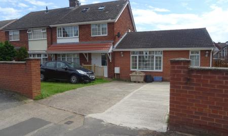 Photo of Room 3, 119 Plantation Hill, Kilton, Worksop