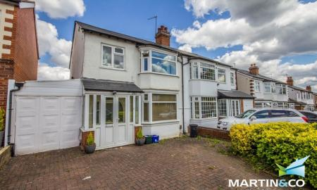Photo of Balden Road, Harborne, B32