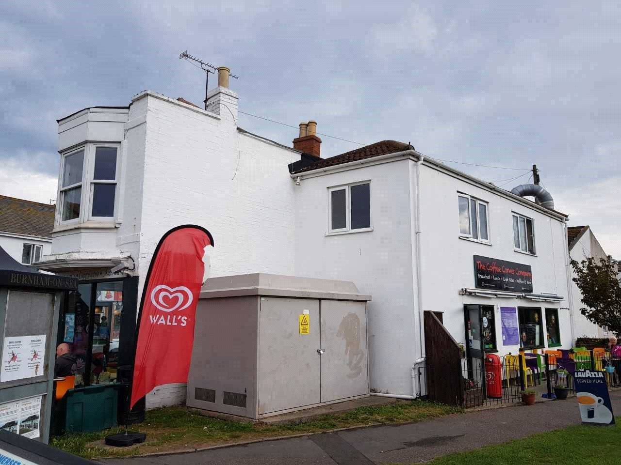 Abingdon Street, Burnham On Sea, Somerset TA8