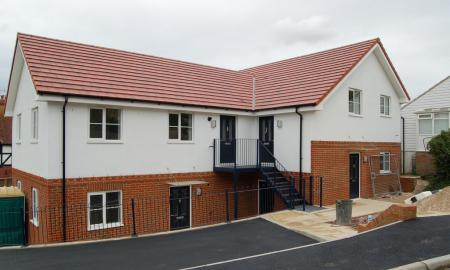 Photo of Ashurst Avenue, Saltdean