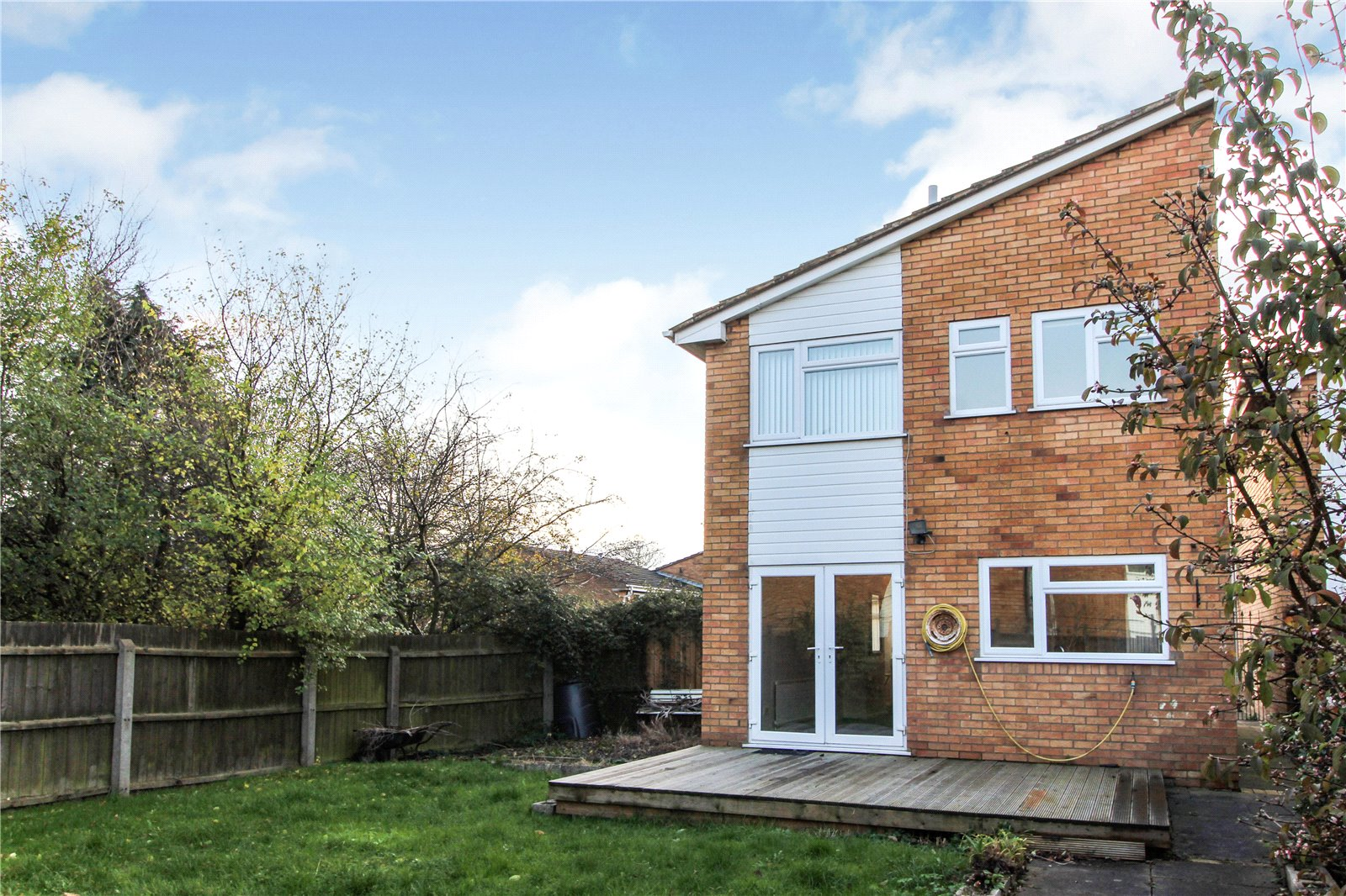 Badgers Close, Leicester, Leicestershire LE4
