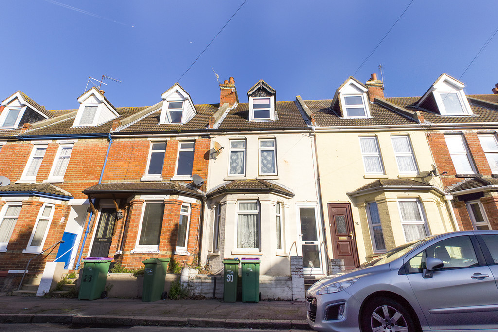 Ethelbert Road, Folkestone CT19