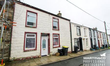 Photo of Odessa Street, Dowlais