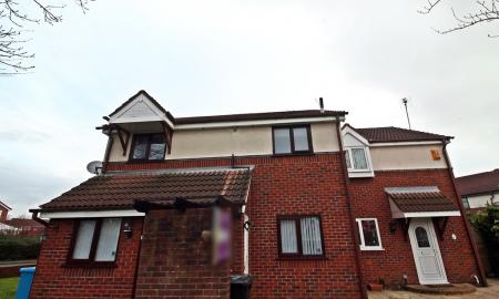 Photo of Broxton Close, Hough Green, Widnes