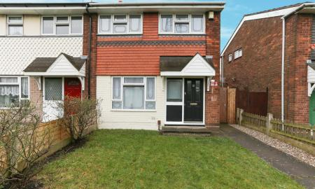Photo of Crompton Close, Walsall