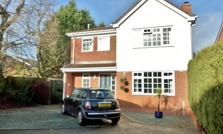 Photo of Merstal Drive, Solihull