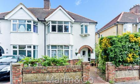Photo of Morden Way, Sutton, SM3