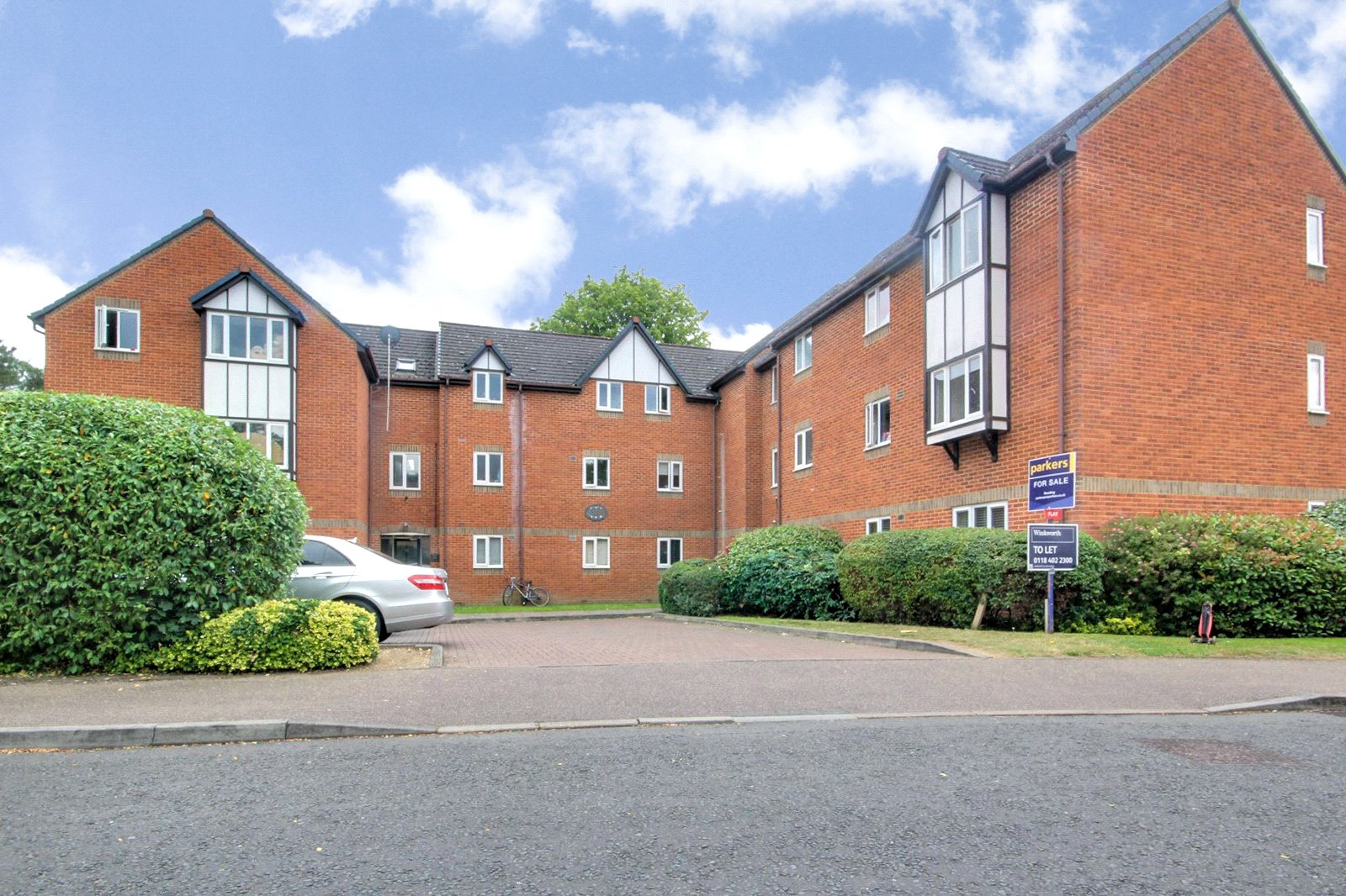 Radnor House, Rembrandt Way, Reading RG1