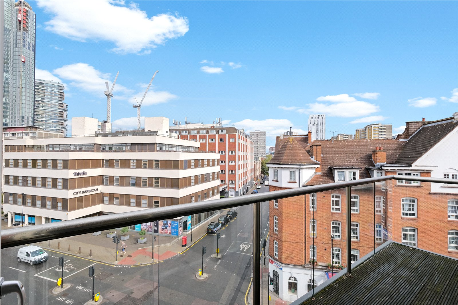Worcester Point, Central Street, Clerkenwell EC1V