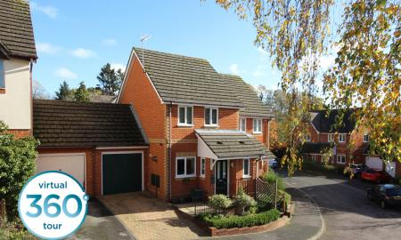 Photo of Davy Close, Wokingham