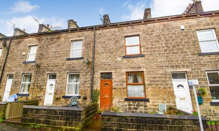Photo of Elmsley Street, Steeton, Keighley