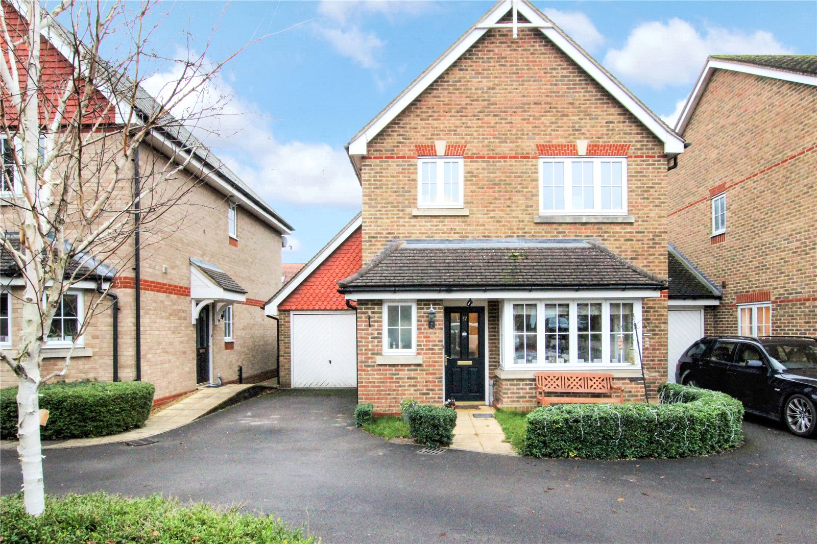 Elmwood Close, Woodley, Reading RG5